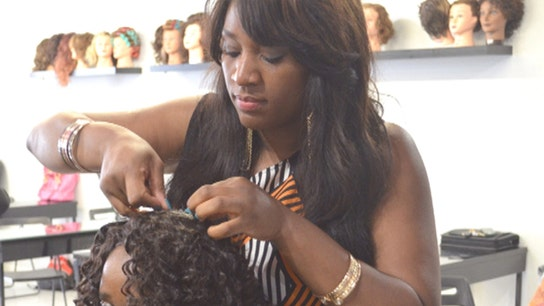 Giving the Gift of Empowerment to Homeless and Battered Women