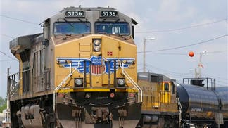 Union Pacific CEO Jack Koraleski discusses the highlights of the Q and his expectations for .