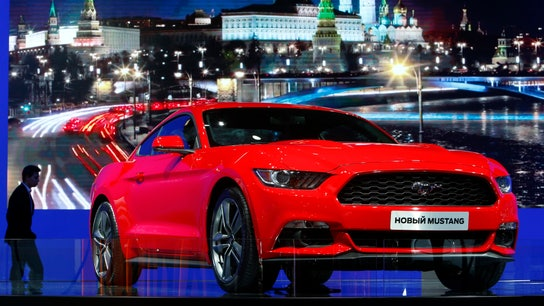 50 Years Later, Ford's All-New Mustang Goes Global