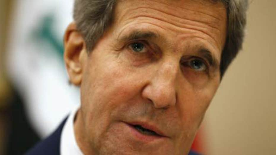 Did Secretary Kerry Reshape Syria Debate?
