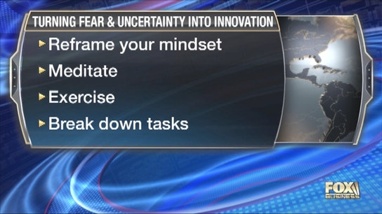 Turning Fear and Uncertainty into Fuel
