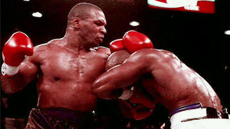 Mike Tyson: I wish I could still fight until I'm 50