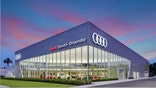 AutoNation CEO Mike Jackson and Audi of America President Scott Keogh on the new dealership in Orlando, Florida, Audi's sales, self-driving cars and Tesla CEO Elon Musk.