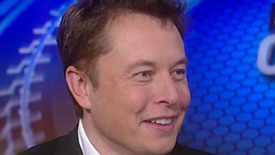 Elon Musk: NASA Contract Next Step for SpaceX