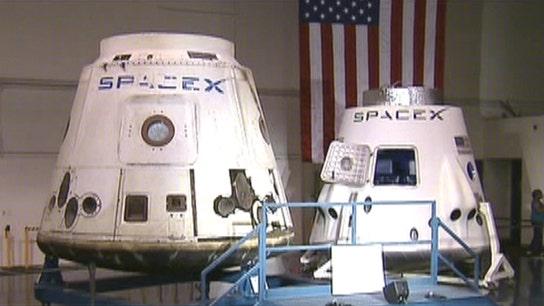 Claman on Call: Musk Talks NASA Contract, Nevada Gigafactory