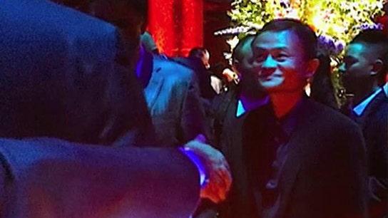 Alibaba Celebrates Biggest IPO Ever