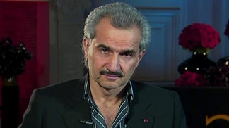 Kingdom Holding Company Chairman HRH Prince Alwaleed Bin Talal discusses global-growth concerns, market volatility and where he is investing now.