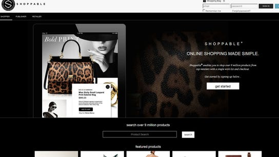 Elevator Pitch: Shoppable's Universal Checkout Idea