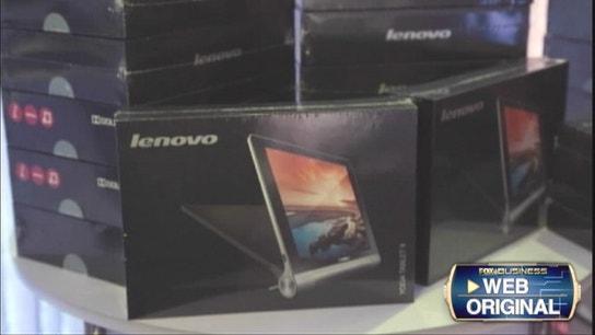 Tech Rewind: Earnings, Tablets & In-Flight Electronics