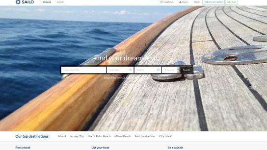 Elevator Pitch: Sailo's Boat Rentals