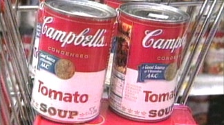 Campbell Soup CEO Denise Morrison on the company's strong earnings and sales.