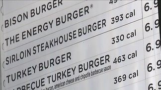 CKE Restaurants CEO Andrew Puzder on the new menu labeling policy for restaurants announced by the FDA.