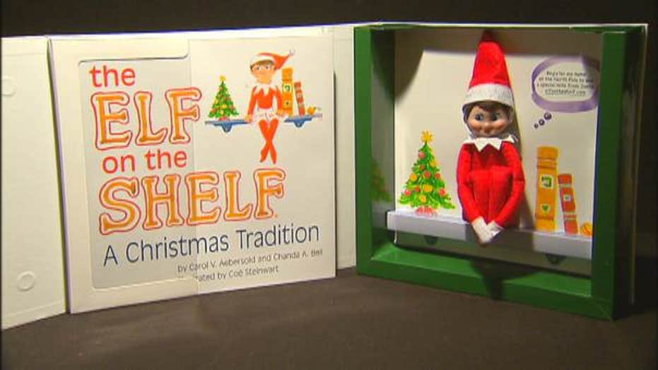 The 'Elf on the Shelf' story