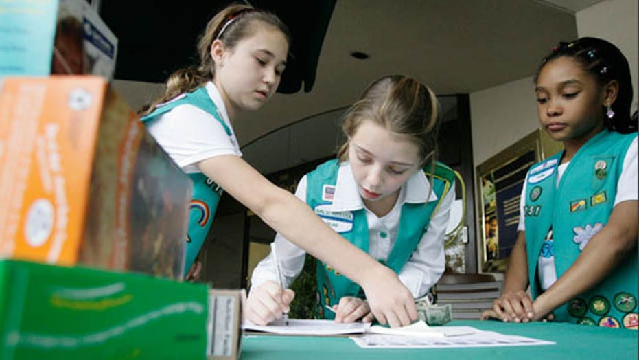 Girl Scouts serving up three new cookies this year