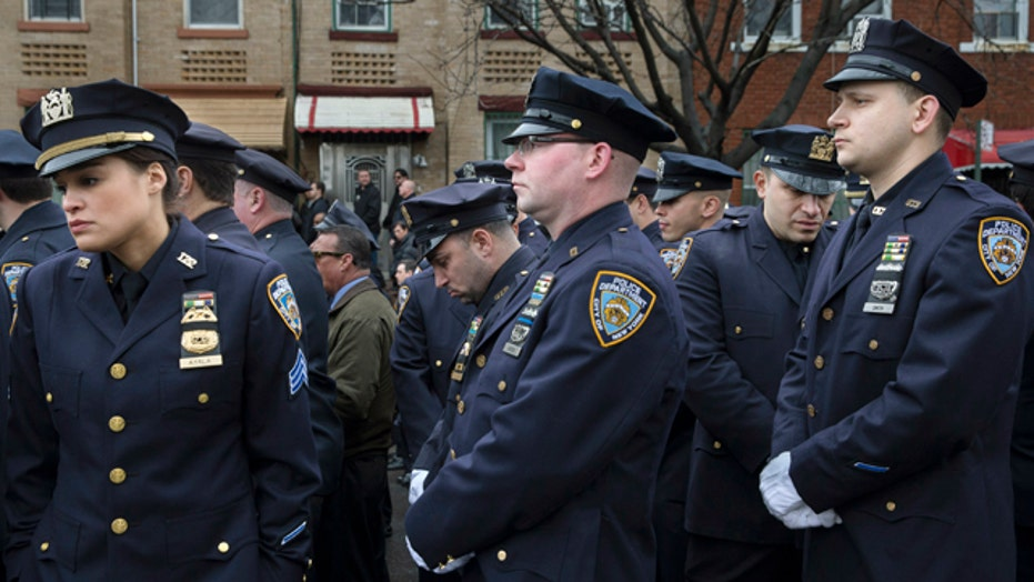Should attacks on police be prosecuted as hate crimes?
