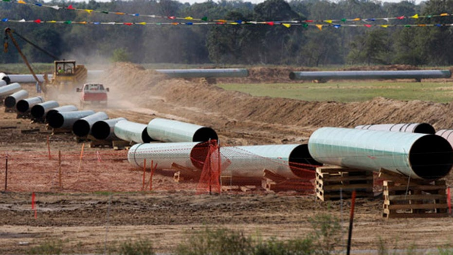 Does Senate have enough votes to override a Keystone veto?