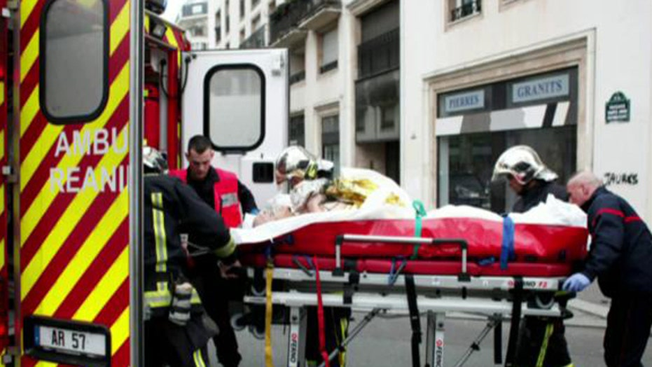 Threats came before attack on French newspaper