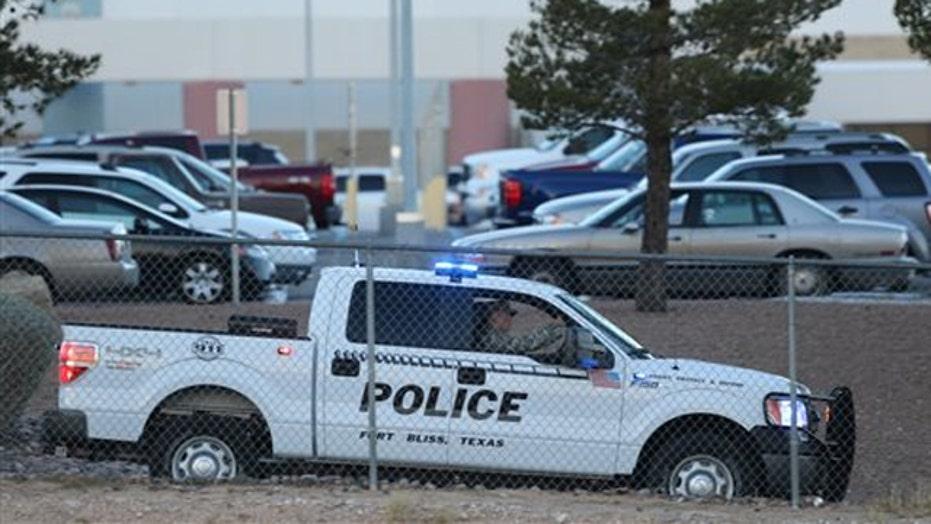FBI investigating shooting at Texas Veteran's Affairs clinic