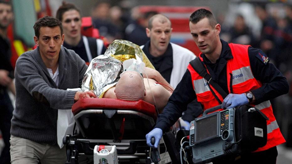 Terror attack in Paris