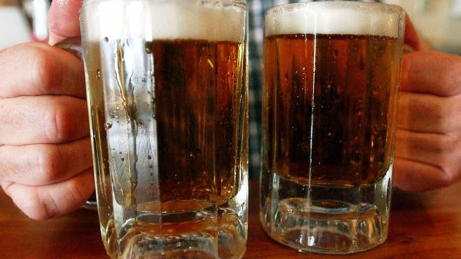 CDC: Six people die each day from alcohol poisoning