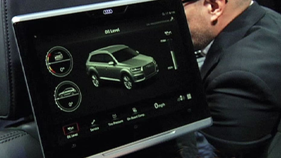 Audi reveals virtual cockpit