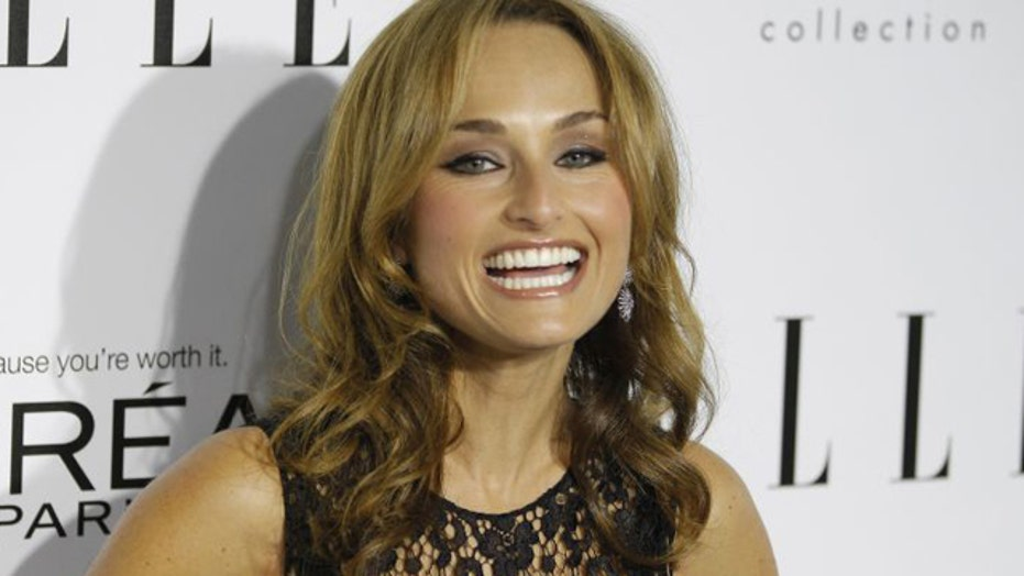 Giada denies affairs with married celebs