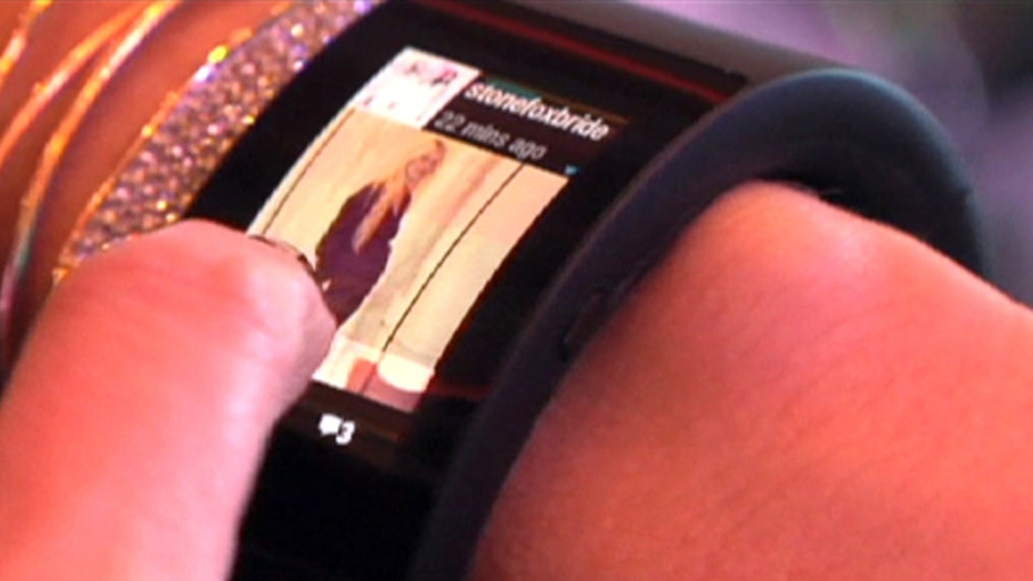 Will.i.am smart watch stands out