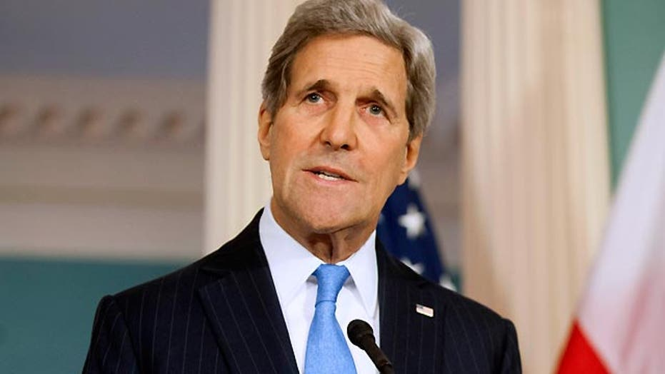 Was Kerry 'cut out of the loop' on Cuba shift?