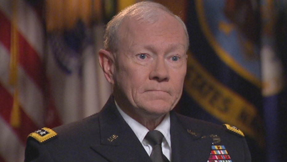 Gen. Dempsey discusses U.S. troops in Afghanistan