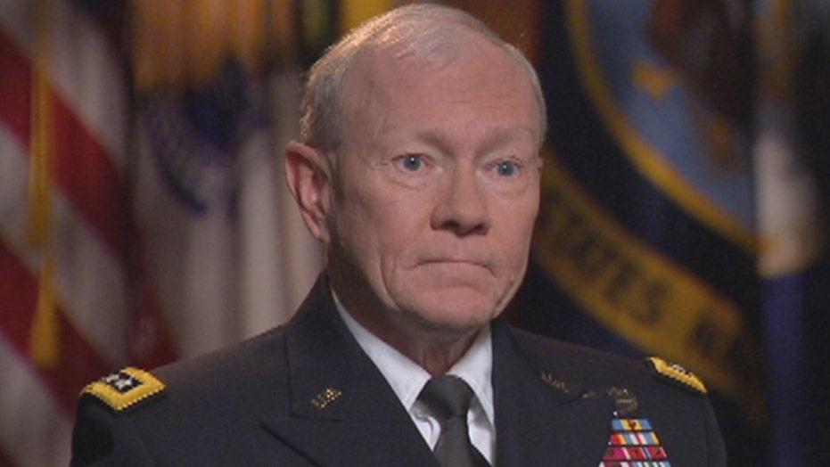 Gen. Dempsey discusses U.S. troops in Afghanistan