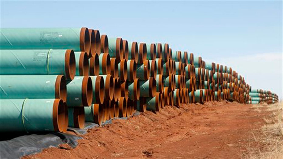Senate to hold first procedural vote on Keystone pipeline