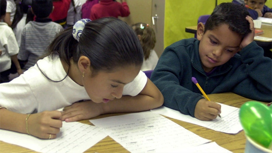 GOP plans dramatic changes to 'No Child Left Behind'