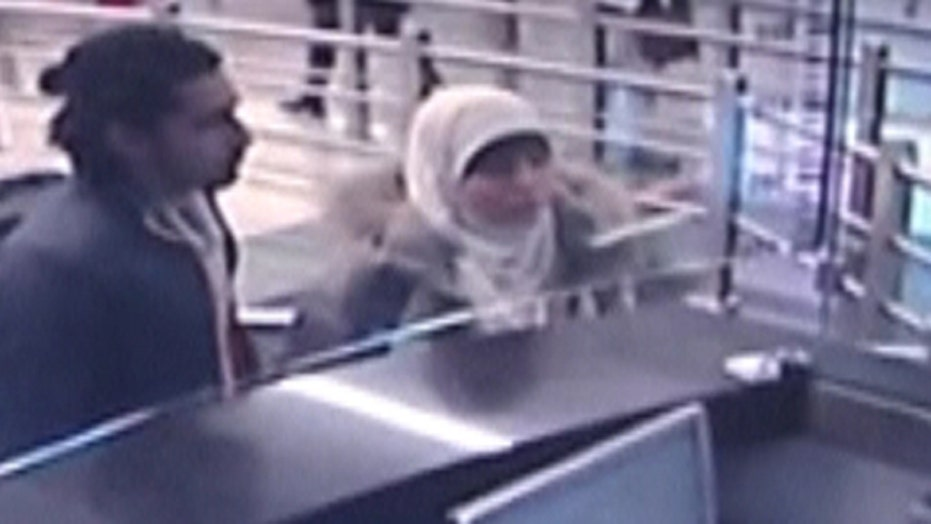 New video appears to show Paris terror suspect in Turkey