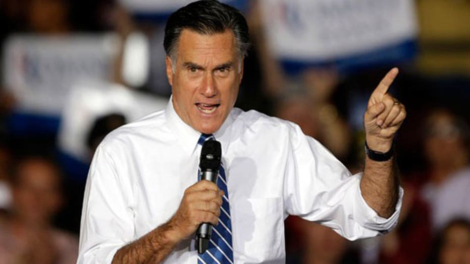 Is Romney's potential 2016 run just talk?