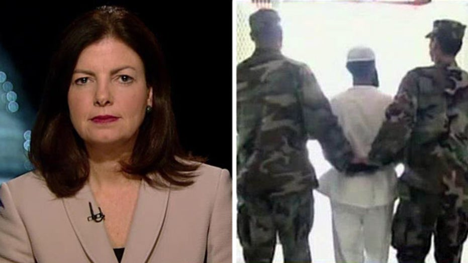 Kelly Ayotte on introducing plan to restrict Gitmo releases