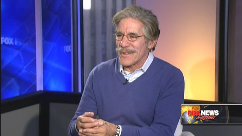 Geraldo Rivera on 'Celebrity Apprentice:' 'It's so different than anything I've ever done'