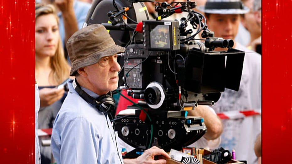 Woody Allen writing for Amazon?