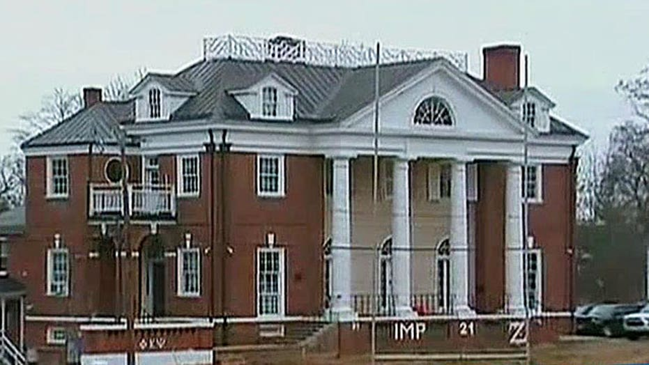 UVA clears fraternity at center of Rolling Stone controversy