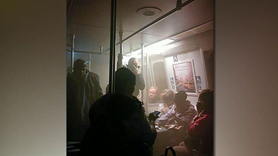 Smoke filled subway station injures more than 80, kills one