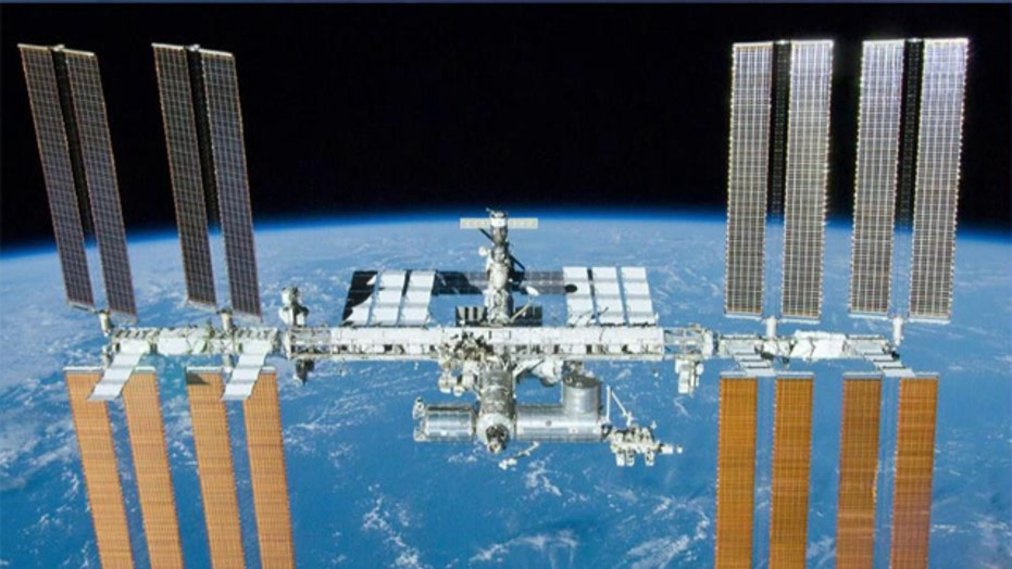 Astronauts on the ISS safe after potential toxic gas leak