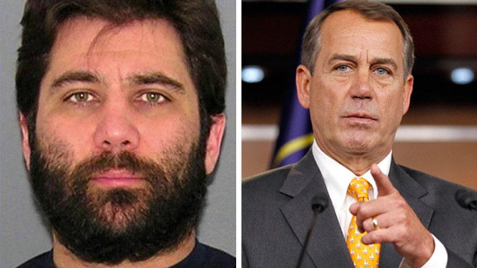 Ohio bartender admits to plot to poison John Boehner