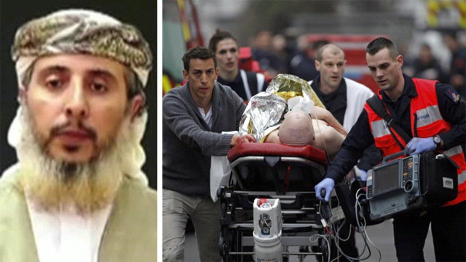 Al Qaeda in Yemen claims responsibility for Paris attacks