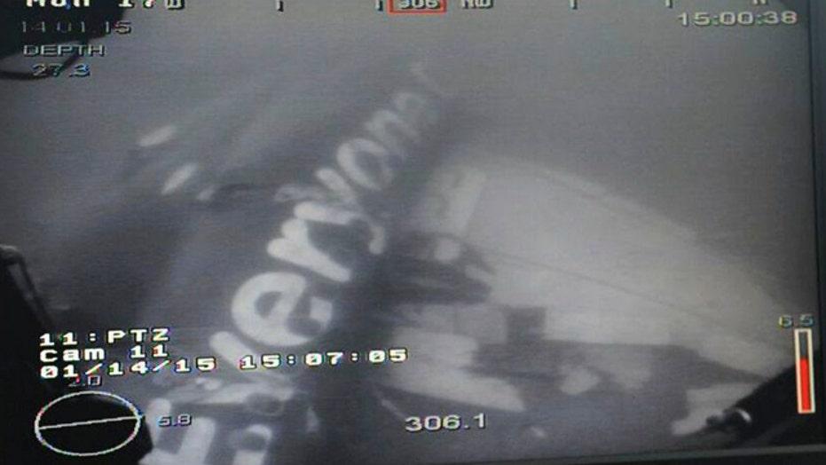 Main part of AirAsia flight 8501 found in Java Sea