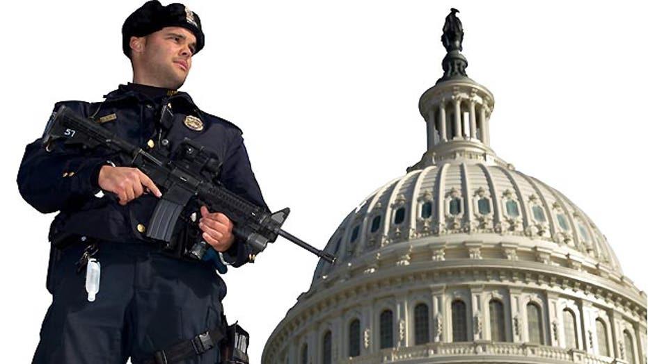 FBI reveals plot by suspected ISIS terrorist on US Capitol
