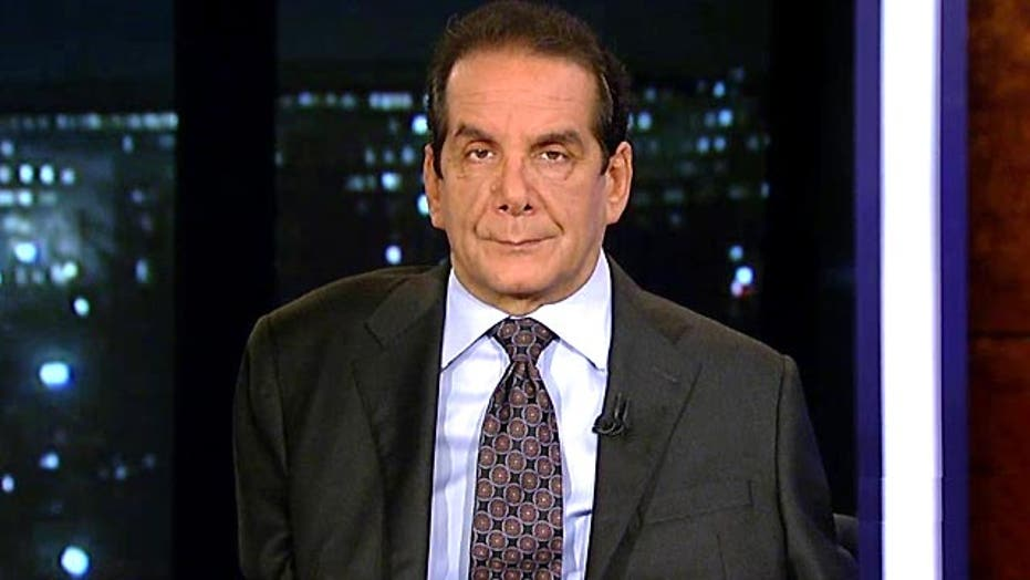 Krauthammer on terrorist threat