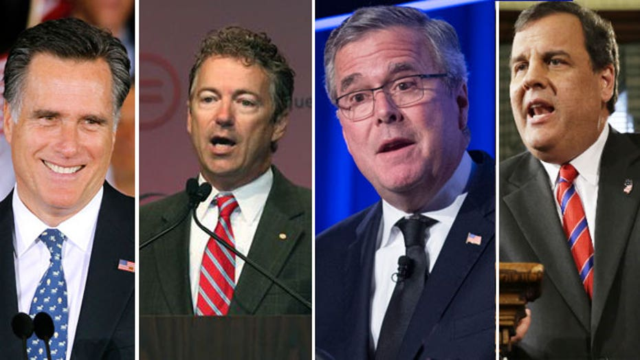 Crowded 2016 field a danger to Republican hopes?