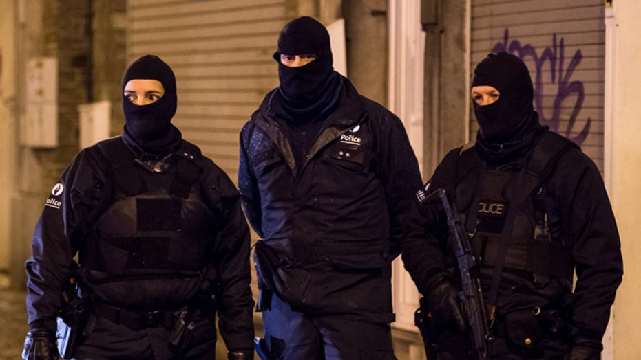 Belgium: Major, imminent attacks thwarted by terror raid