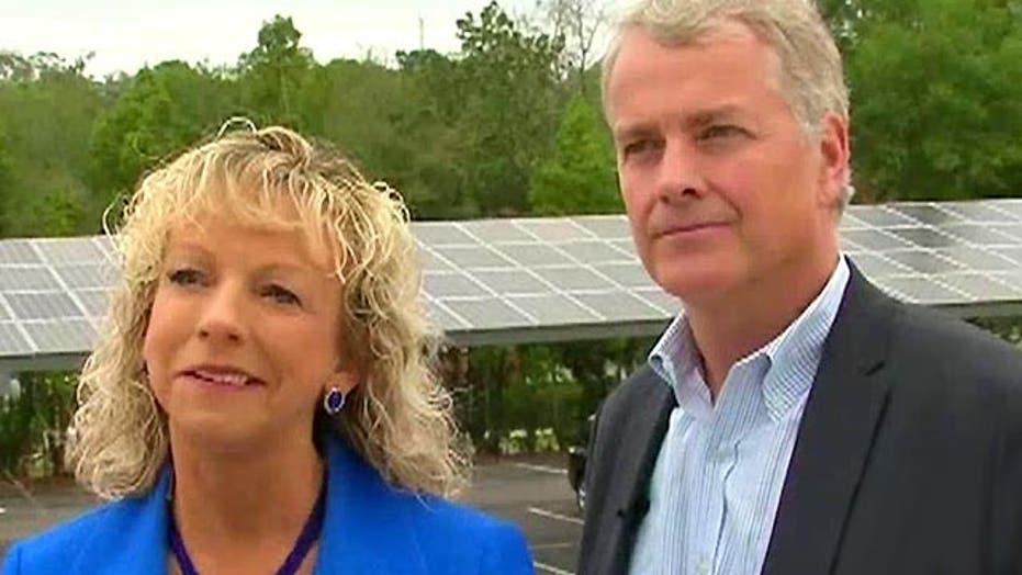 Strange political bedfellows over solar power in Florida