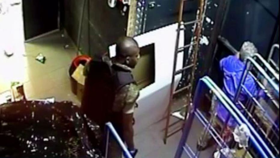 Harrowing images from inside kosher grocery