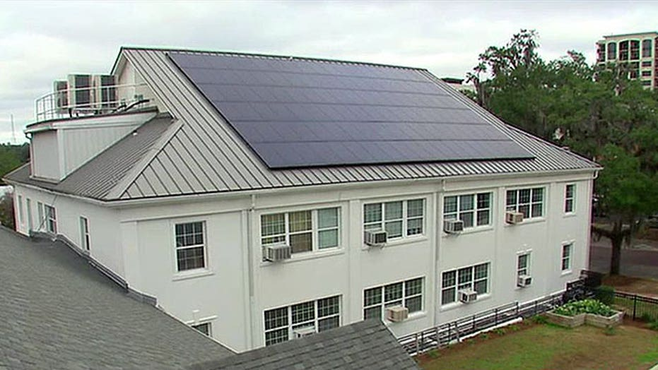 Green Tea coalition makes push for solar power